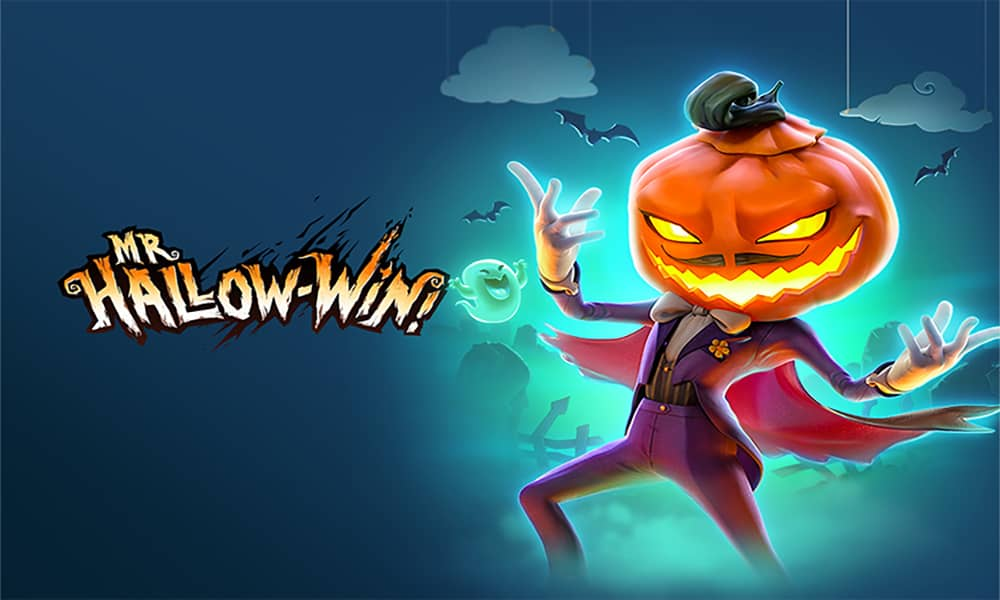 รีวิว PGSLOT MR. HALLOW WIN
